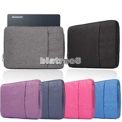 "Carrying Protective Sleeve case Bag For 10"" to 15"" Lenovo Yoga Laptop Tablet"