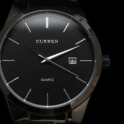 Kyпить CURREN Fashion Men Stainless Steel Date Analog Military Sport Quartz Wrist Watch на еВаy.соm