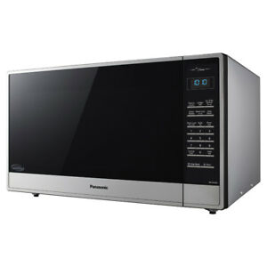 Stainless Steel 2.2 Cu.Ft Panasonic Countertop Microwave