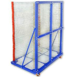 50 Layer Screen Printing Drying Rack Movable Natural Airing Tool 006019 Item number 006019
