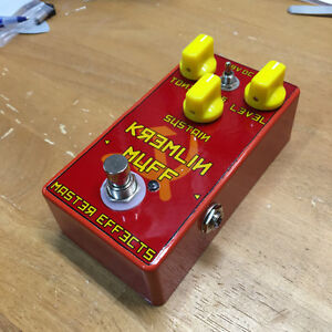 Custom Made pedals hand built in Calgary