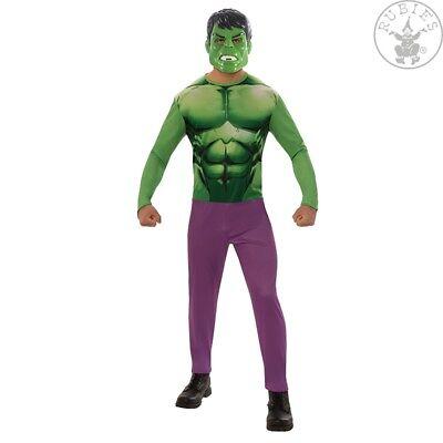 erren Kostüm Hulk OPP Erwachsene Karneval  (Hulk Kostüm Erwachsene)