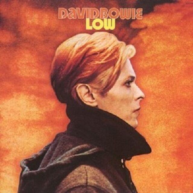 """DAVID BOWIE """"LOW"""" CD NEUWARE"""