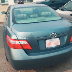 2009 Camry, low mileage, no accident with winter tire &rim