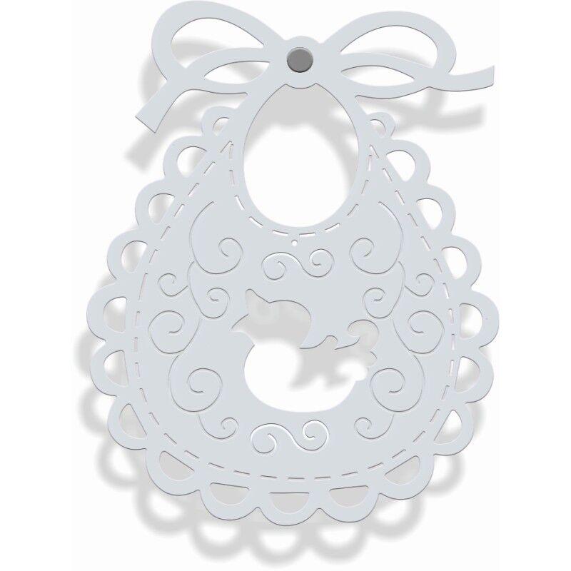 Nuevo bebé dulce DIXIE METAL corte muere accesorios de bebé