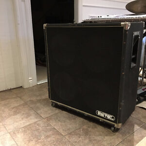 "REDUCED TO SELL!!  Univox 'Classic' 4 x 12"" speaker cab"
