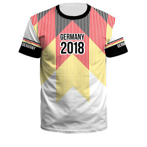 World Cup Soccer Gear GERMANY T-Shirts Support Your Team