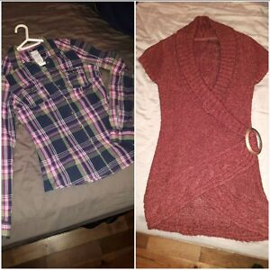 Clothing 15 Items for $80.00