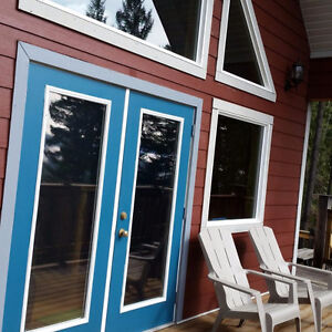 Shuswap Cabin Rentals - Waterfront Available - Lowered Rates