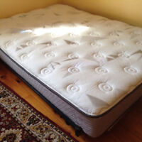Double bed mattress great condition!