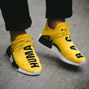 Size 11 yellow human race lightly worn
