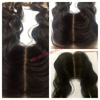 HAIR CLOSURE! Silk Base & Lace