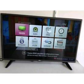 "LG 32"" LED Full HD LED TV, FreeviwHD, JUST UNDER A 1 YEAR OLD!!! Delivery"