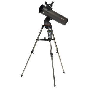 Celestron NexStar SLT 130 x 650mm Newtonian Reflector Telescope