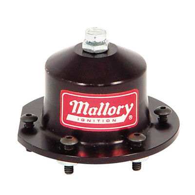 Mallory Fuel Pressure Regulator 4315; 30 to 75 psi Billet Aluminum for Chevy