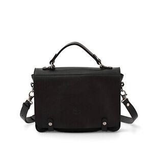 Il Bisonte Leather Briefcase