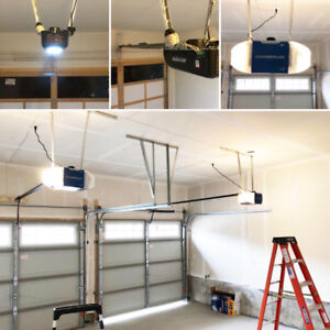 Safety 1st Garage Door Opener, Spring and Cables 647-808-6168