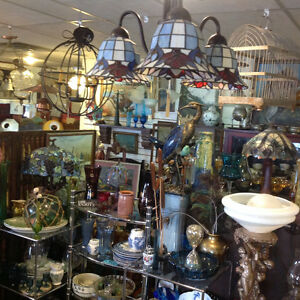 Christmas ideas, cast iron, rugs, lamps, copper........