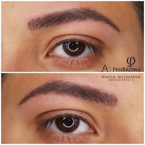 Microblading By Phibrows Artist - Promotion Price!!!