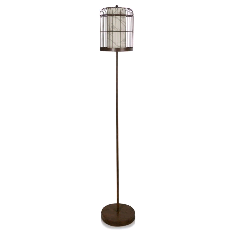 Bird cage floor lamp   in Glasgow Green, Glasgow   Gumtree