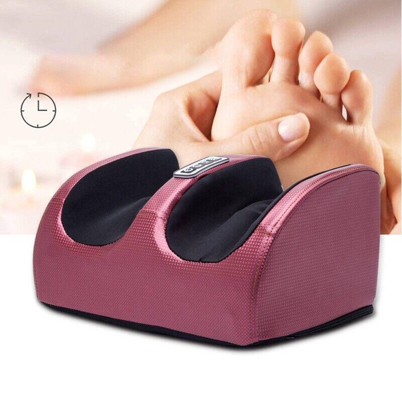 Fußmassagegerät Fußmassage Fußreflexzonenmassage Relax mit Wärmefunktion