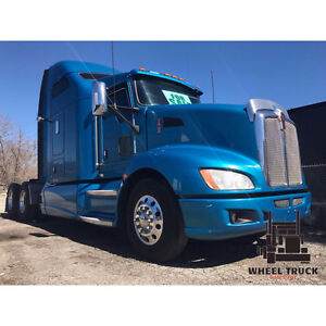 2013 KENWORTH T660 LOW KMS!!!! ONE SOLD!!!  ONE LEFT!!!
