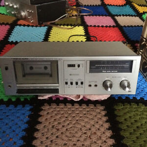 Realistic SCT-24A Stereo Cassette Tape Deck Cornwall Ontario image 1