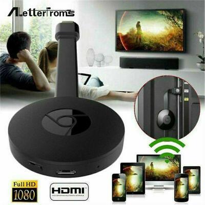 Chromecast 4rd Generation 1080P Digital HDMI Media Video Streamer Player NeP MW
