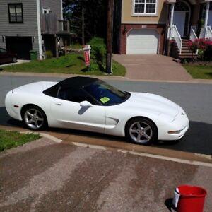 99 Corvette Convertible