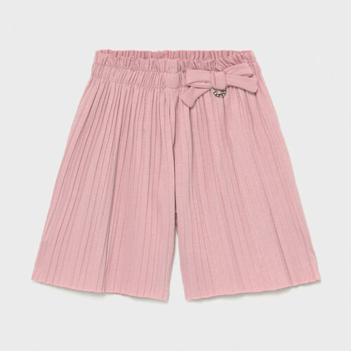 Spanish+Mayoral+Baby+Girl+Pink+Pleated+Culotte%2FTrousers+-+6+Months