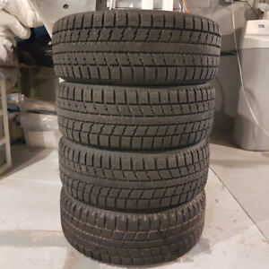 4 Toyo Observer gsi-5 winter tires 205/55R16