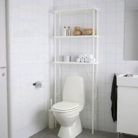 Ikea DYNAN bathroom storage shelves