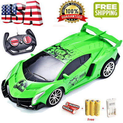 Toys For Boys 4 5 6 7 8 9 11 12 Year Old Age Kids RC SUV Car Best Christmas Gift
