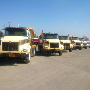Tandem axle International trucks for sale