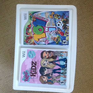 Wii Game Bratz Kids