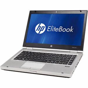 """14"""" HP Elitebook 8460p Core i5 8.0RAM/500HD Win7 Pro Laptop"""