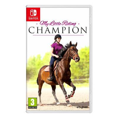 My Little Riding Champion Nintendo Switch NS 2018 EU English NEW