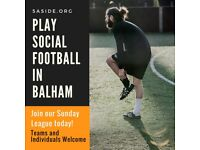 SPACES - Balham Sunday 7-a-side Football Leagues!
