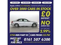 Mercedes-Benz C220 2.1CDI CDI AMG Sport Plus FROM £51 PER WEEK