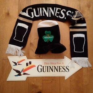 3 Guinness Items