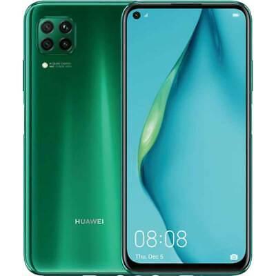 Huawei P40 Lite 4G 6GB RAM 128GB Dual-SIM green Garanzia EU NO SERVIZI GOOGLE