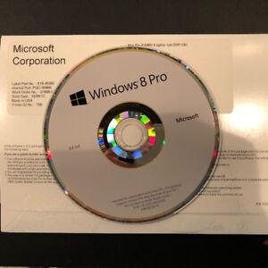 Windows 8 Pro retail version