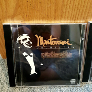 *RARE/LIMITED EDITION* Mantovani Orchestra Golden Hits CD