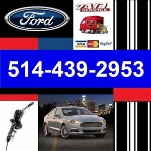 Ford Fusion ► Rack and Pinion • Crémaillère (OEM)