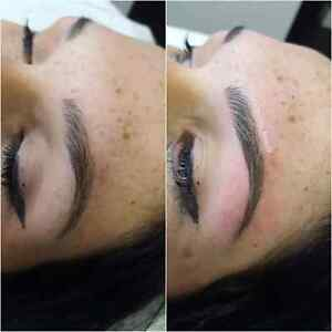 Microblading eyebrow  Cambridge Kitchener Area image 4