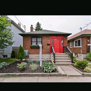 Want to BUY DETACHED TORONTO home
