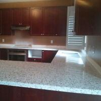 High Quartz Countertops on Sales, Free Sink!!!