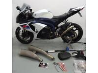 SUZUKI GSXR1000-LO. STAFFORD MOTORCYCLES LIMITED