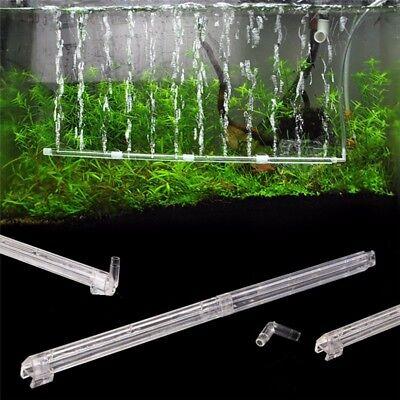 Hot 6*Aquarium Bubble Wall Tube Air Stone Air Oxygen Aeration Pump Curtain DL5