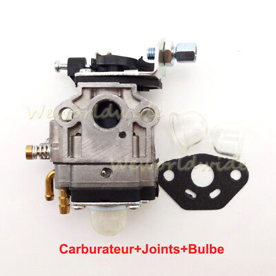 Carburateur Joints Bulbe Pour 23cc 26 33cc Viza Viper Bladez Moped Scooter Bikes
